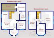 Планировка загородного дома Гардарика New